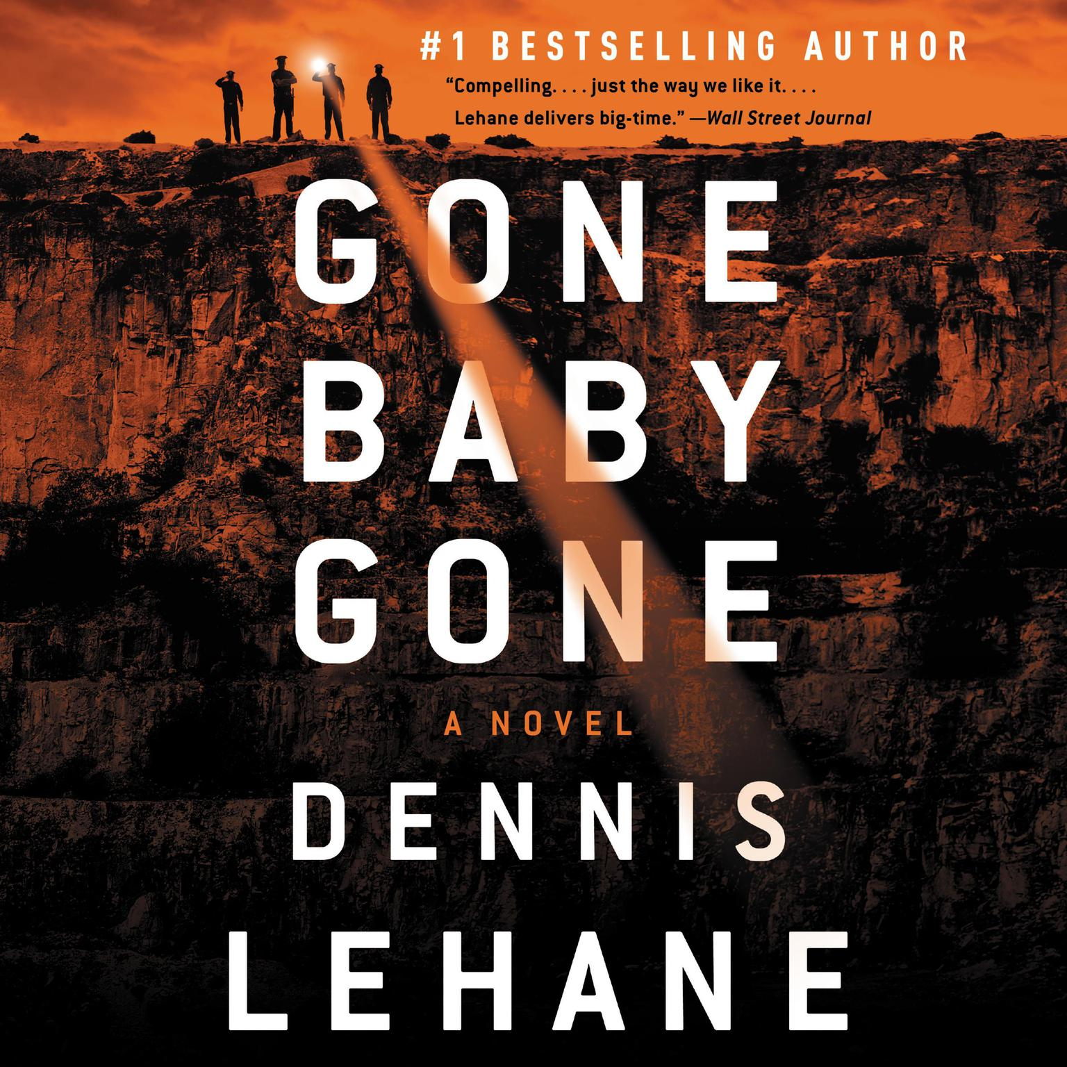 Printable Gone, Baby, Gone: A Novel Audiobook Cover Art