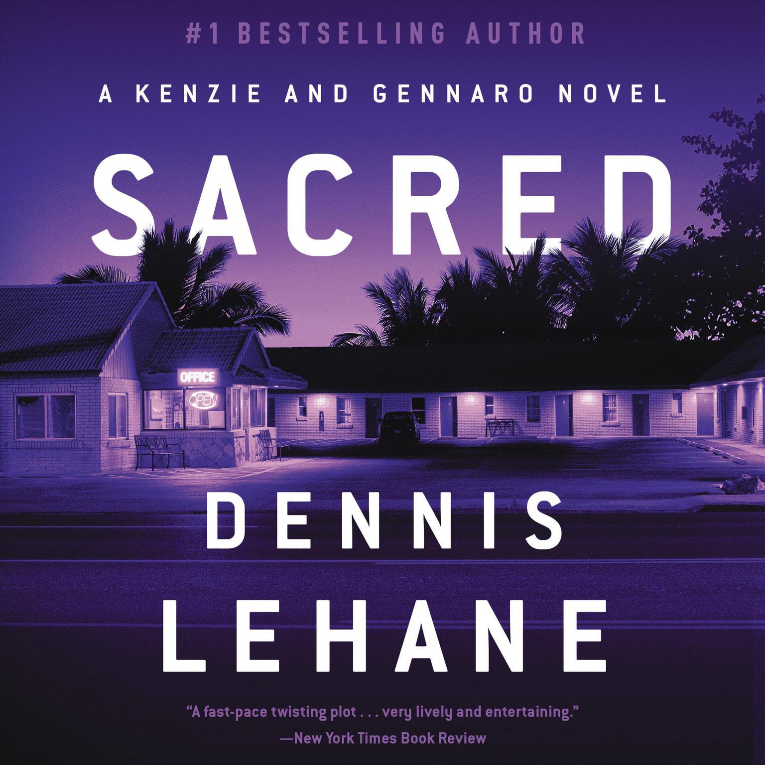 Sacred: A Novel Audiobook, by Dennis Lehane
