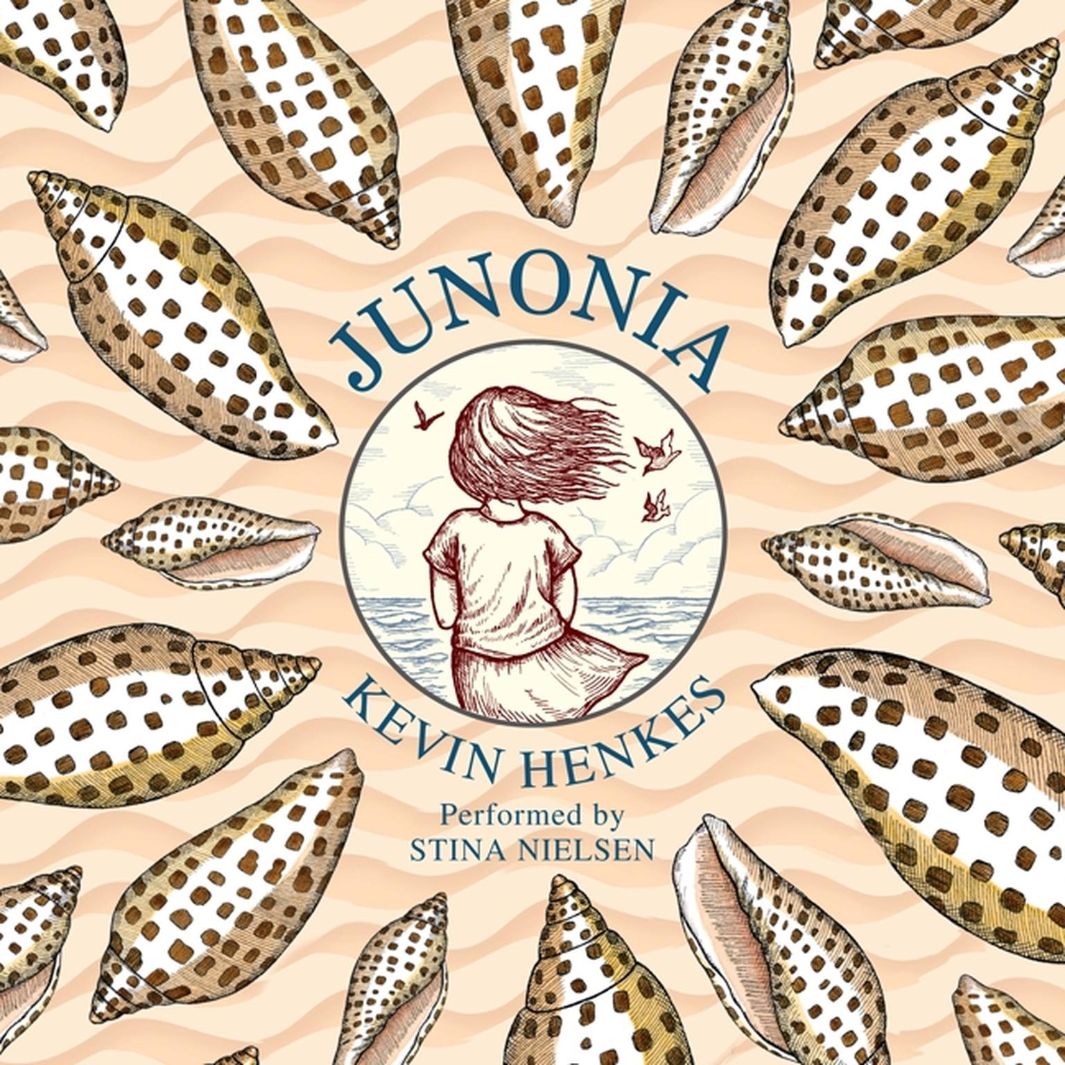 Printable Junonia Audiobook Cover Art