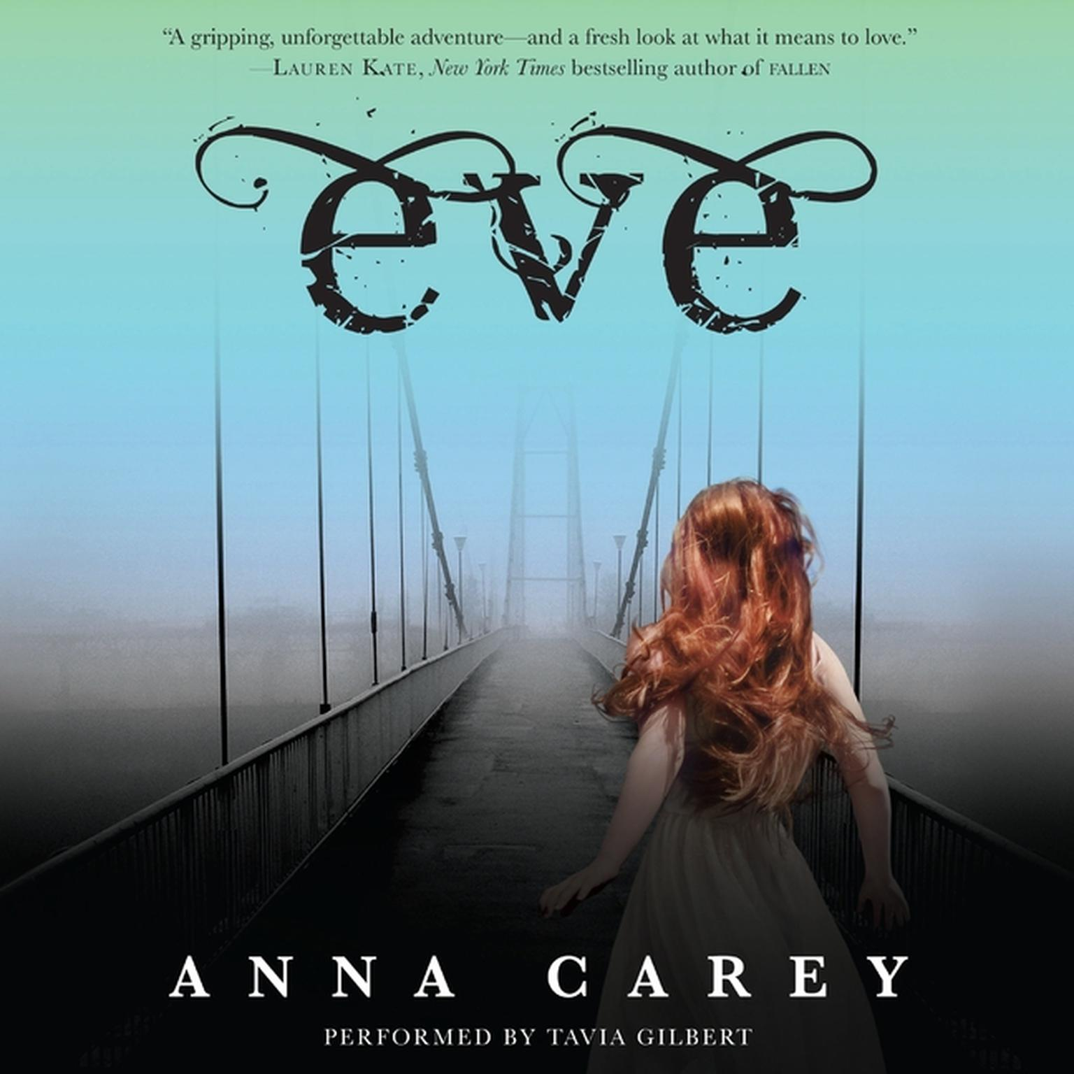 Printable Eve Audiobook Cover Art