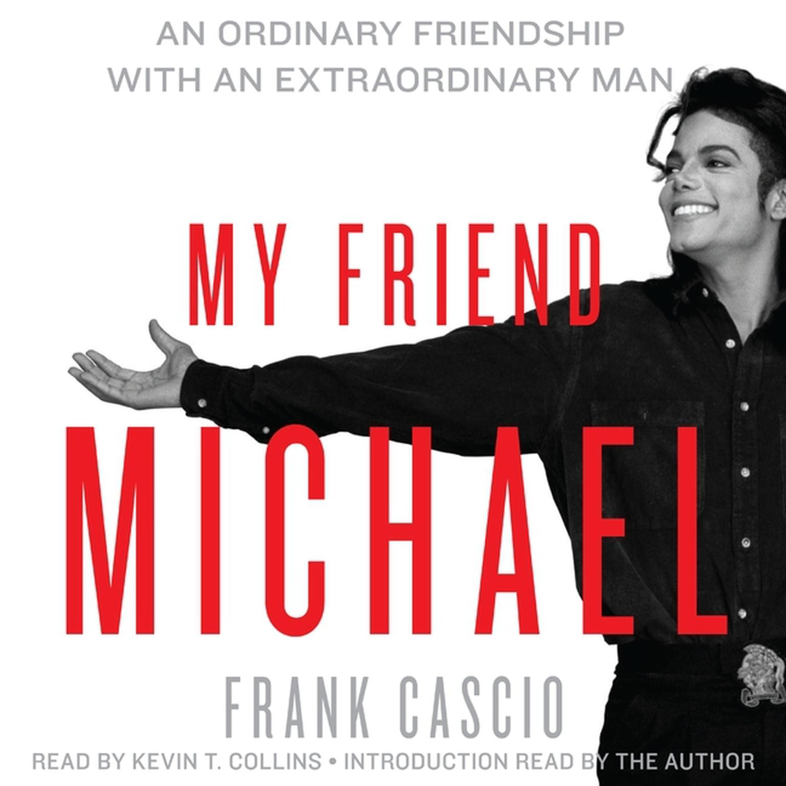Printable My Friend Michael: An Ordinary Friendship with an Extraordinary Man Audiobook Cover Art