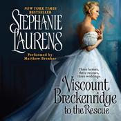 Viscount Breckenridge to the Rescue: A Cynster Novel, by Stephanie Laurens