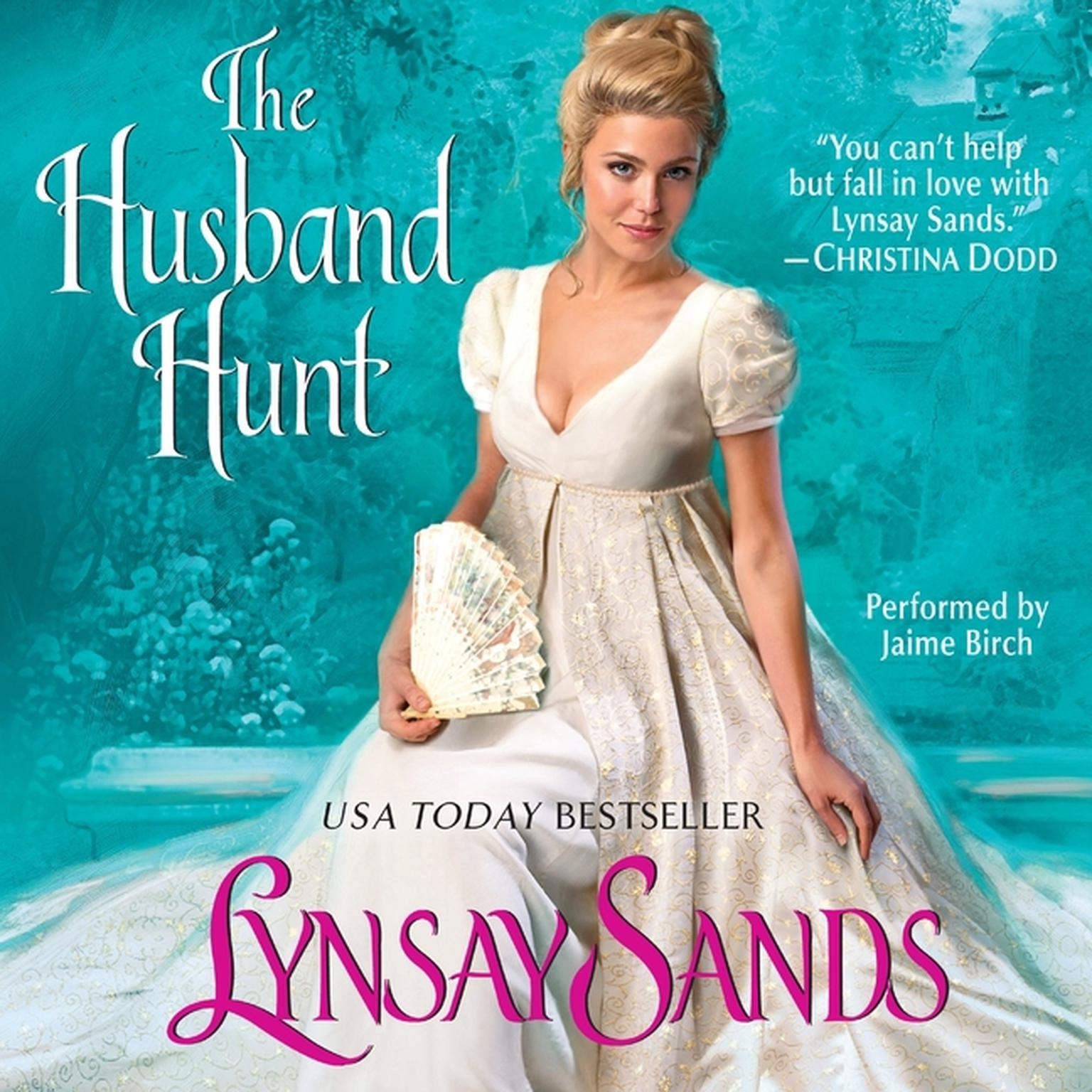 Printable Husband Hunt Audiobook Cover Art