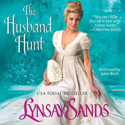 Husband Hunt Audiobook, by Lynsay Sands