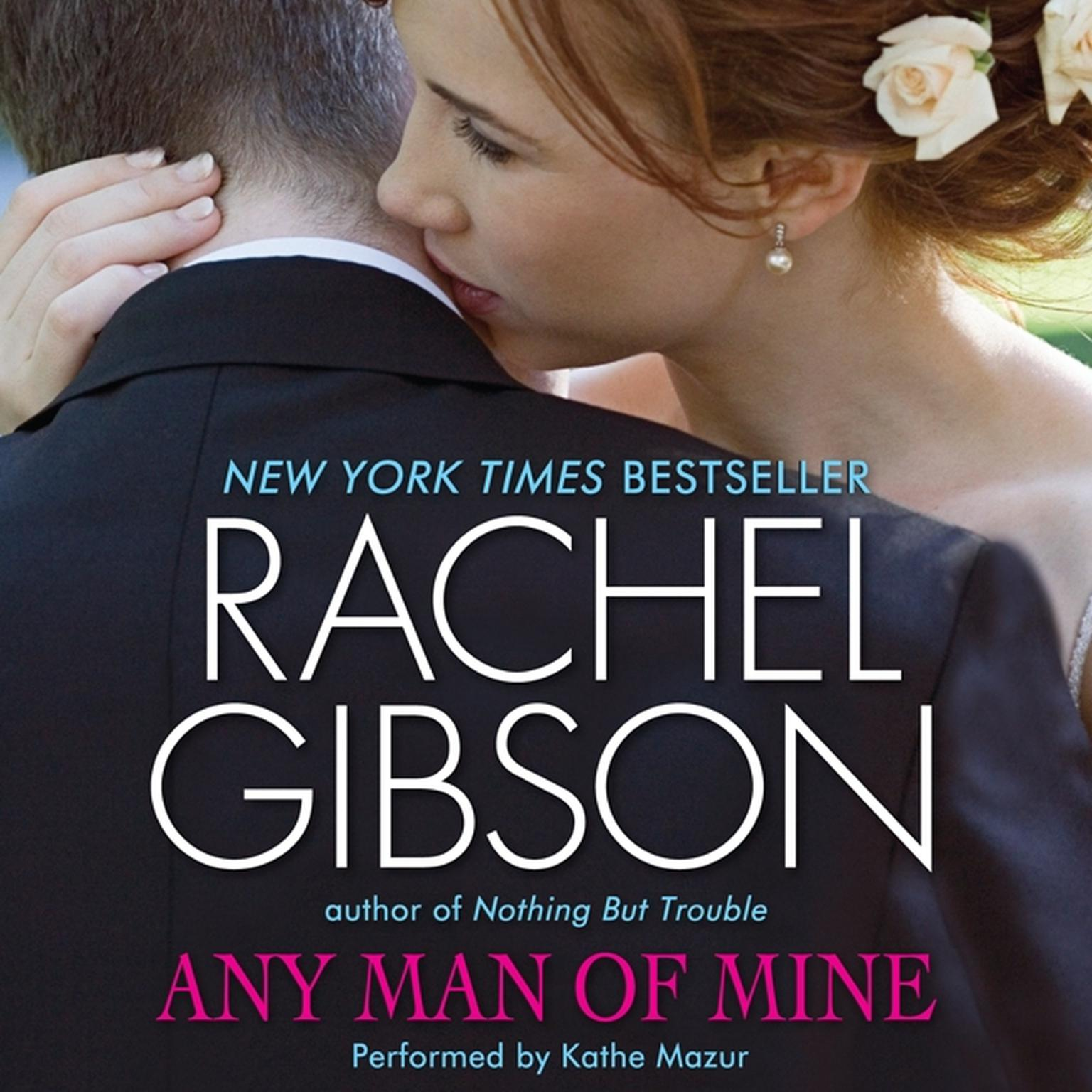 Printable Any Man of Mine Audiobook Cover Art