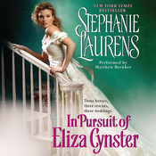 In Pursuit of Eliza Cynster: A Cynster Novel Audiobook, by Stephanie Laurens