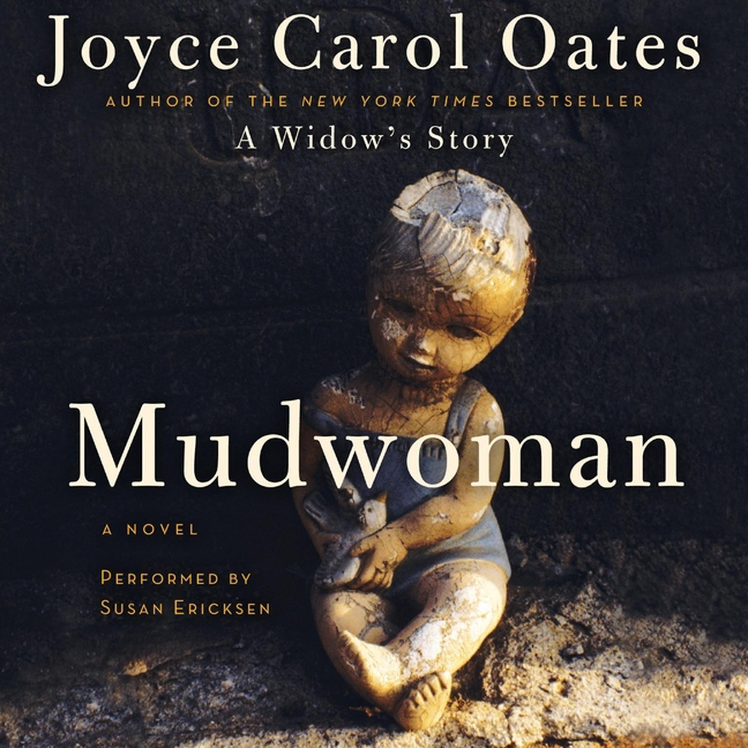 Printable Mudwoman Audiobook Cover Art