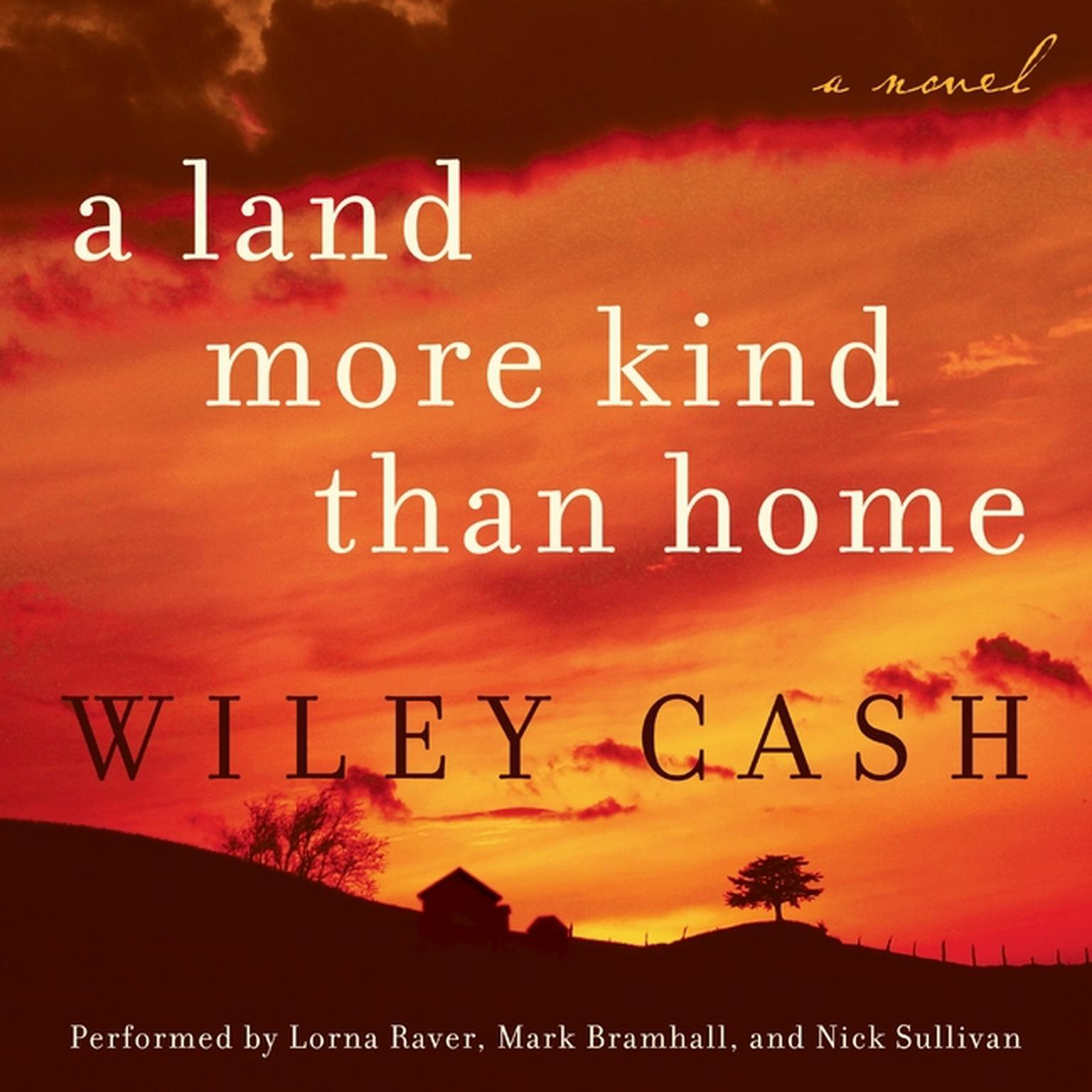 Printable A Land More Kind Than Home Audiobook Cover Art