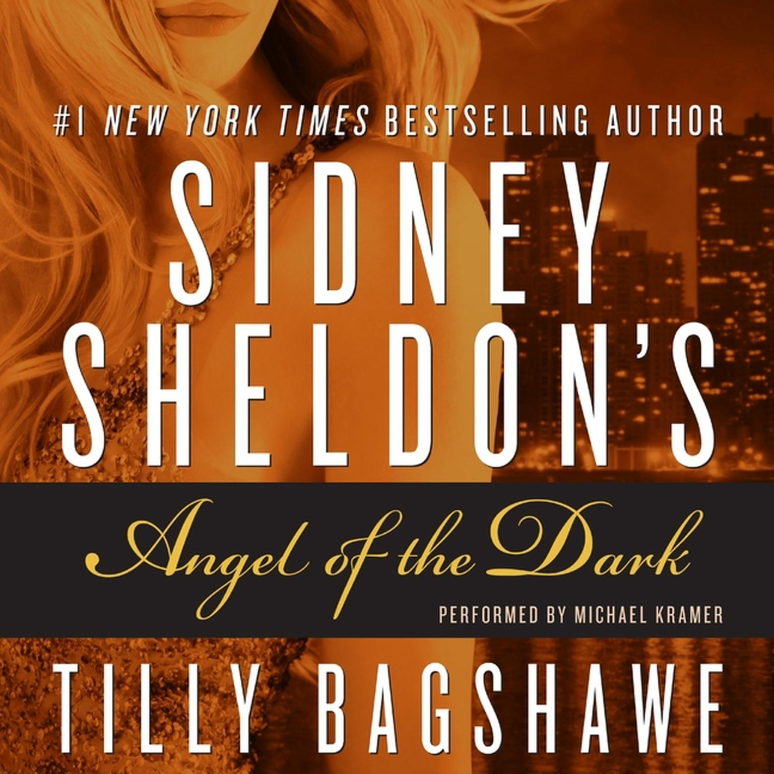 Printable Sidney Sheldon's Angel of the Dark Audiobook Cover Art