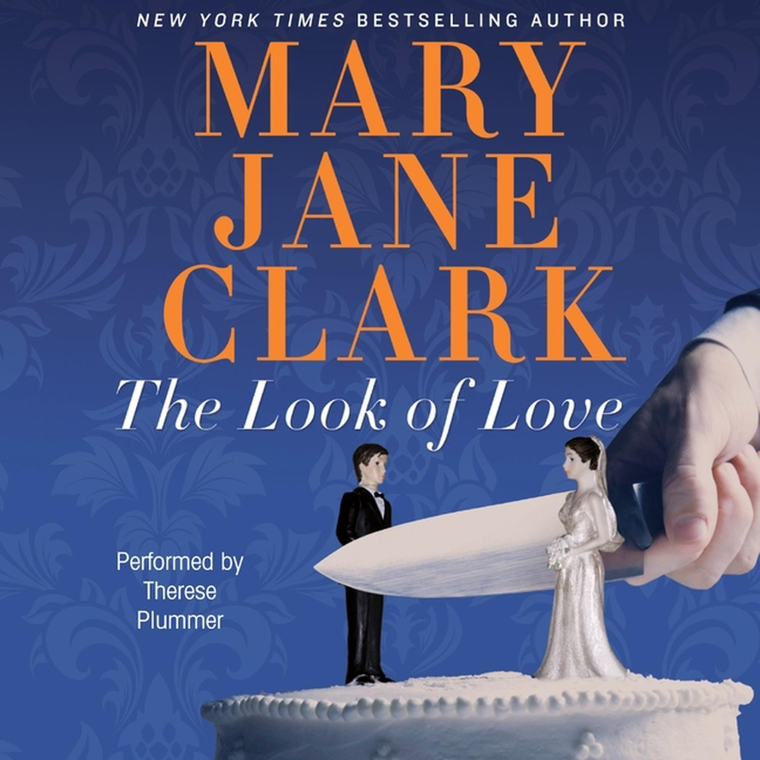 Printable The Look of Love: A Wedding Cake Mystery Audiobook Cover Art