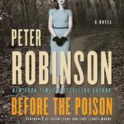 Before the Poison: A Novel Audiobook, by Peter Robinson