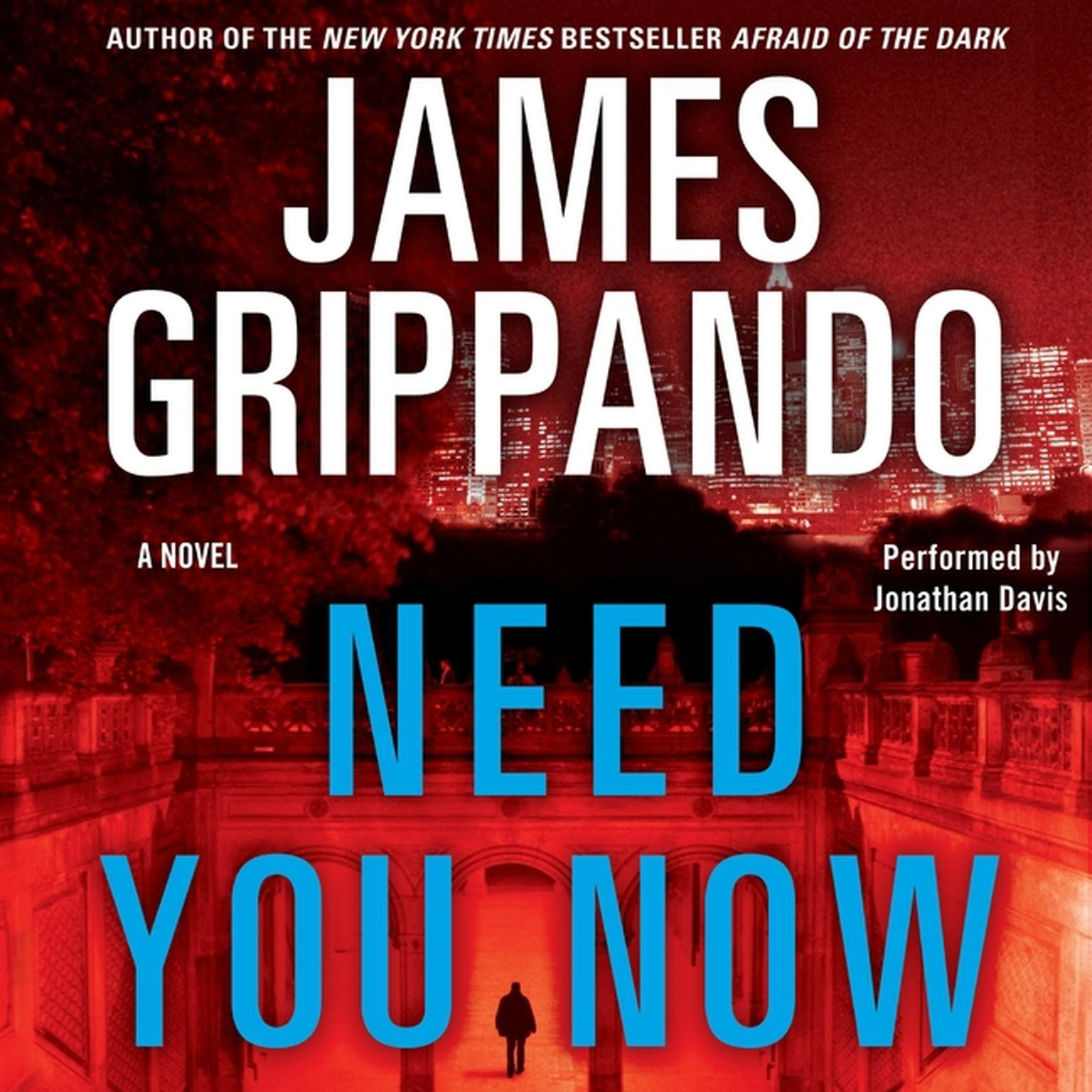 Printable Need You Now Audiobook Cover Art