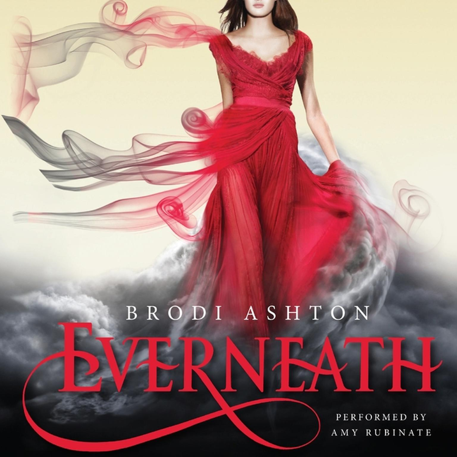 Printable Everneath Audiobook Cover Art