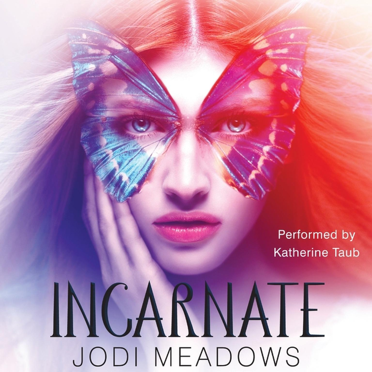 Printable Incarnate Audiobook Cover Art