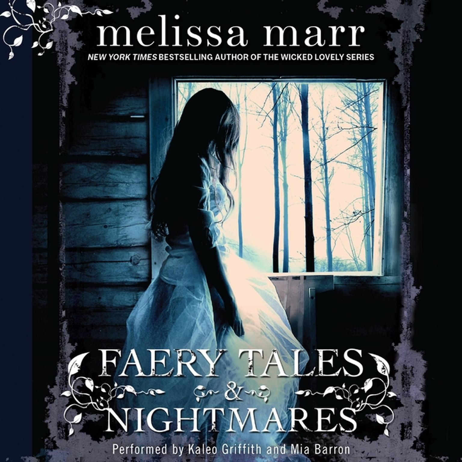 Printable Faery Tales & Nightmares Audiobook Cover Art