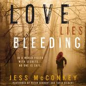 Love Lies Bleeding: A Novel Audiobook, by Jess McConkey