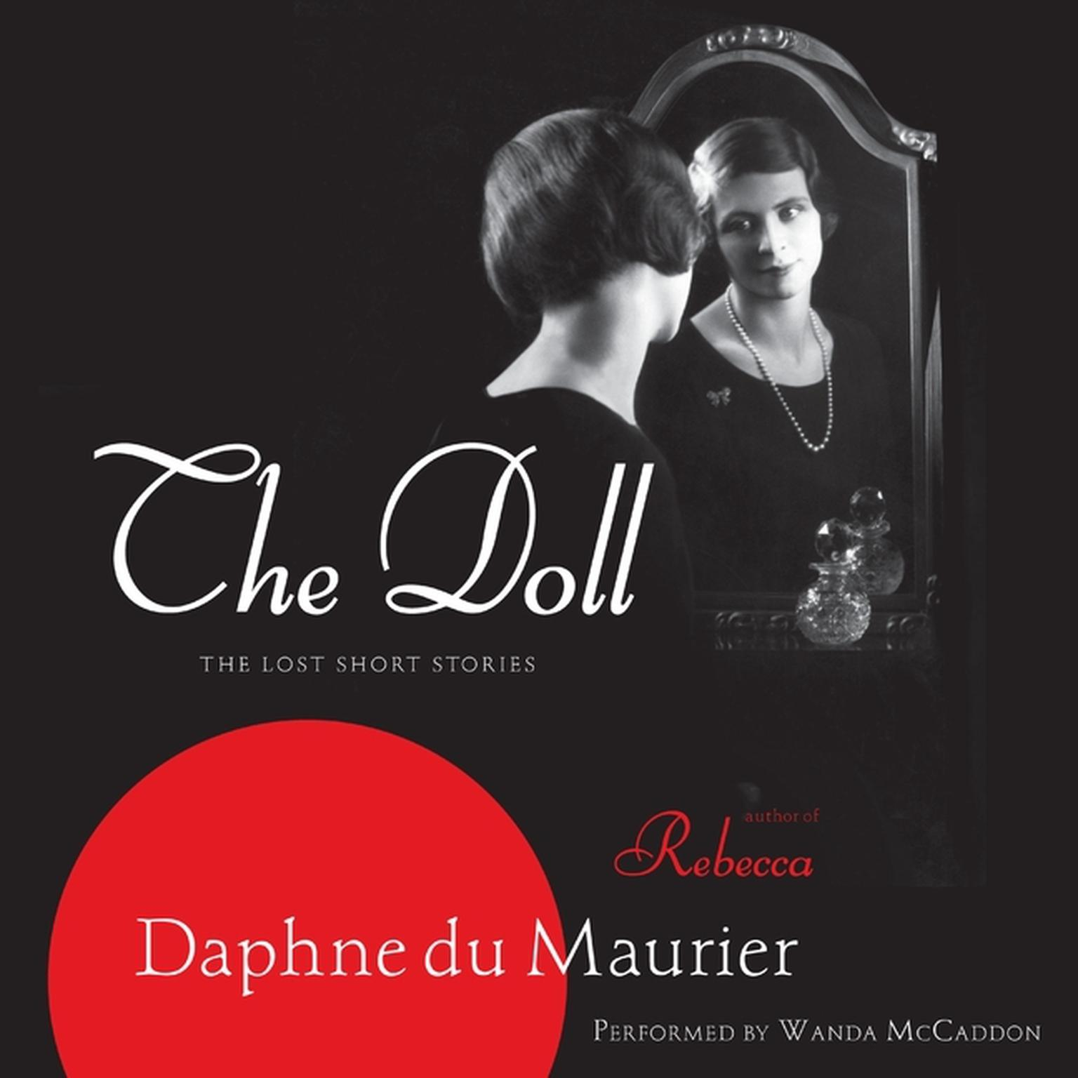 Printable The Doll: The Lost Short Stories Audiobook Cover Art