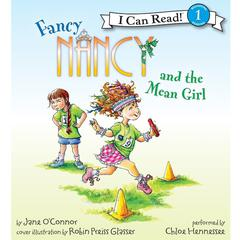 Fancy Nancy and the Mean Girl Audiobook, by Jane O'Connor, Jane O'Connor