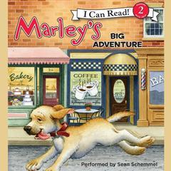 Marley: Marleys Big Adventure Audiobook, by John Grogan, Richard Cowdrey