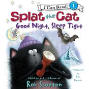 Splat the Cat: Good Night, Sleep Tight Audiobook, by Rob Scotton