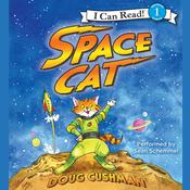 Space Cat Audiobook, by Doug Cushman