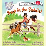 Pony Scouts: Back in the Saddle, by Catherine Hapka