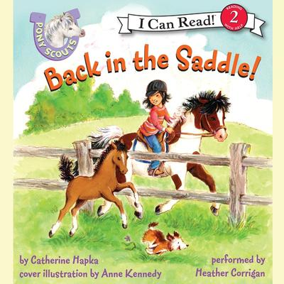 Pony Scouts: Back in the Saddle Audiobook, by Catherine Hapka