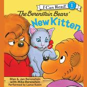 The Berenstain Bears' New Kitten Audiobook, by Jan Berenstain, Stan Berenstain, Mike Berenstain