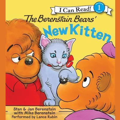 The Berenstain Bears New Kitten Audiobook, by Jan Berenstain