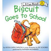 Biscuit Goes to School Audiobook, by Alyssa Satin Capucilli