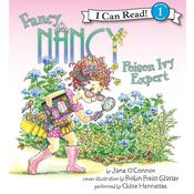 Fancy Nancy: Poison Ivy Expert Audiobook, by Jane O'Connor, Jane O'Connor
