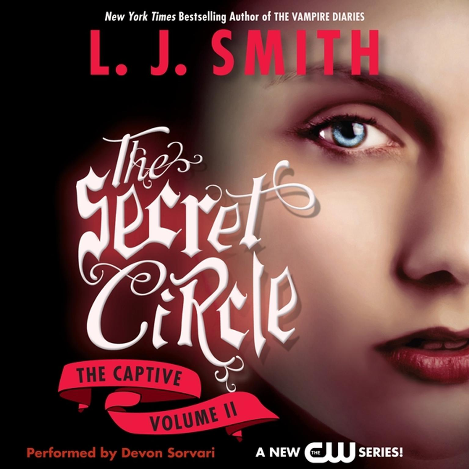 Printable The Captive: The Secret Circle Vol. II Audiobook Cover Art