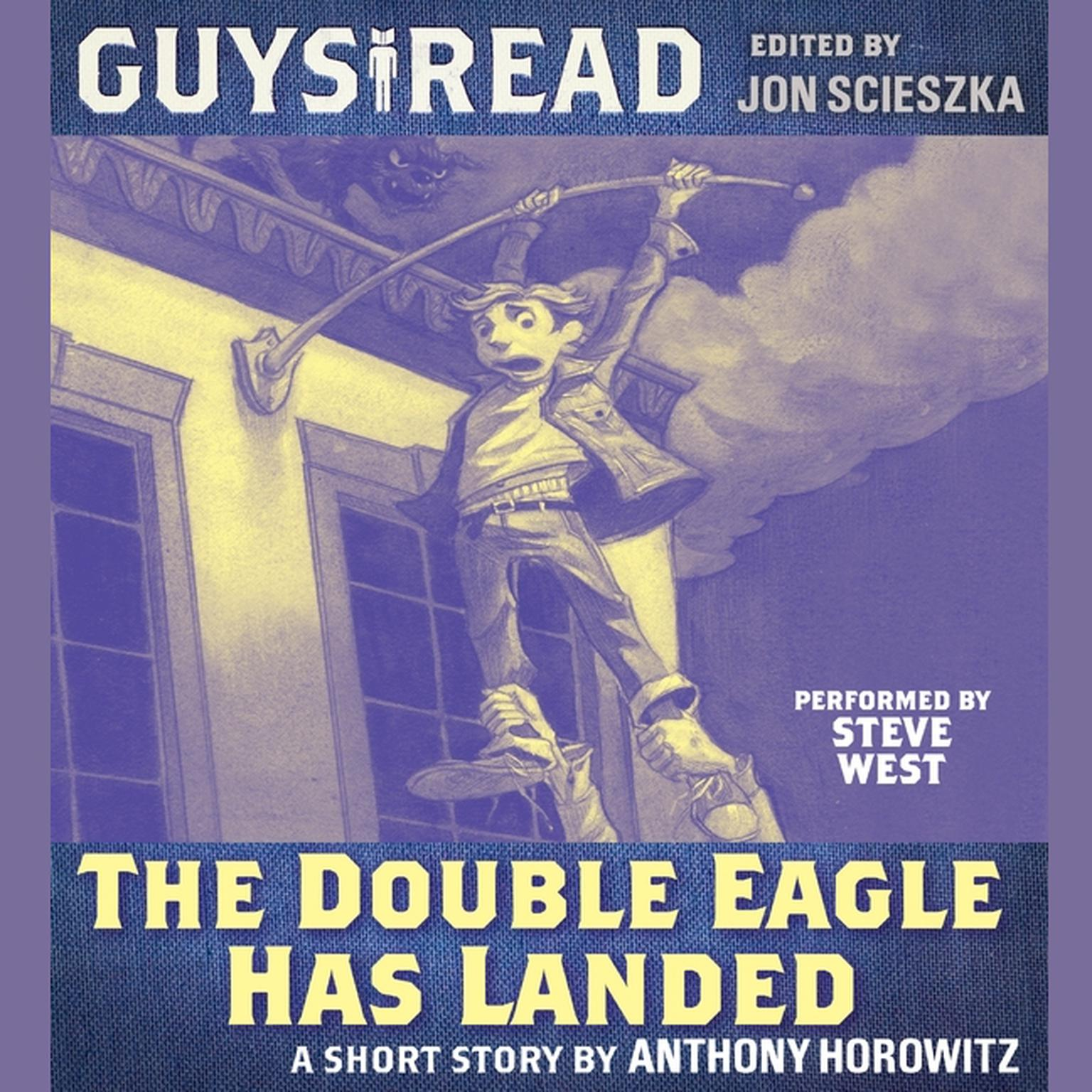 Printable Guys Read: The Double Eagle Has Landed Audiobook Cover Art