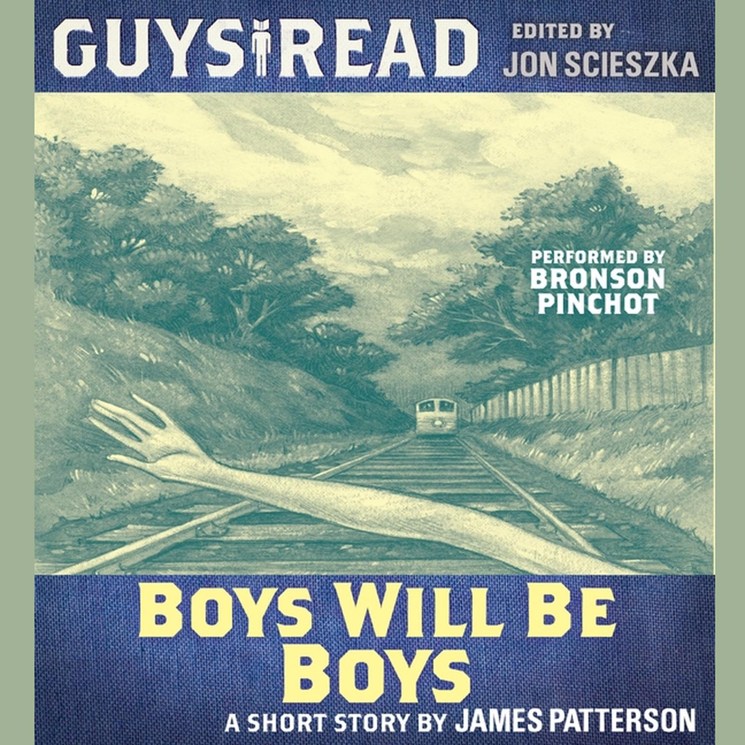 Printable Boys Will Be Boys Audiobook Cover Art