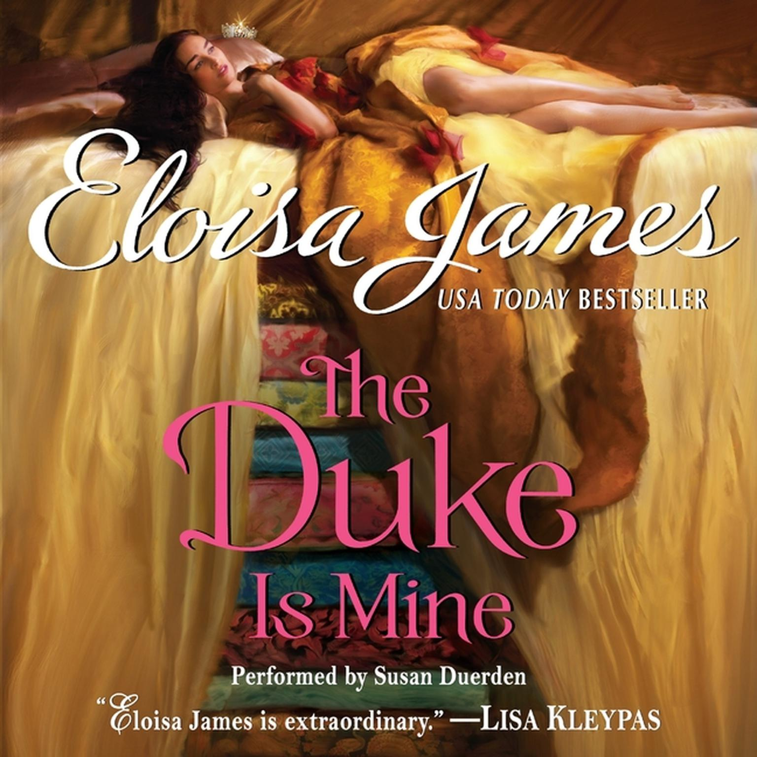 Printable The Duke Is Mine Audiobook Cover Art
