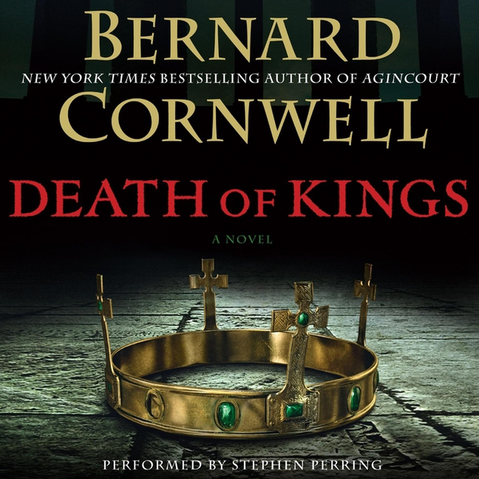 Printable Death of Kings: A Novel Audiobook Cover Art