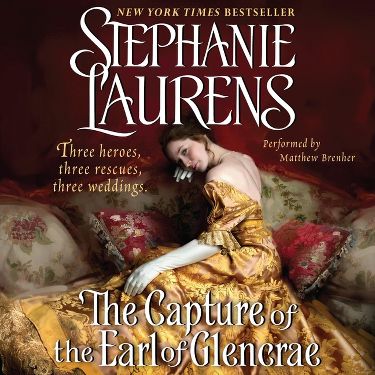 Printable The Capture of the Earl of Glencrae Audiobook Cover Art
