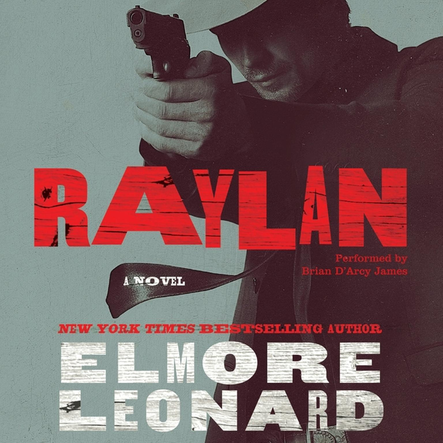 Printable Raylan: A Novel Audiobook Cover Art