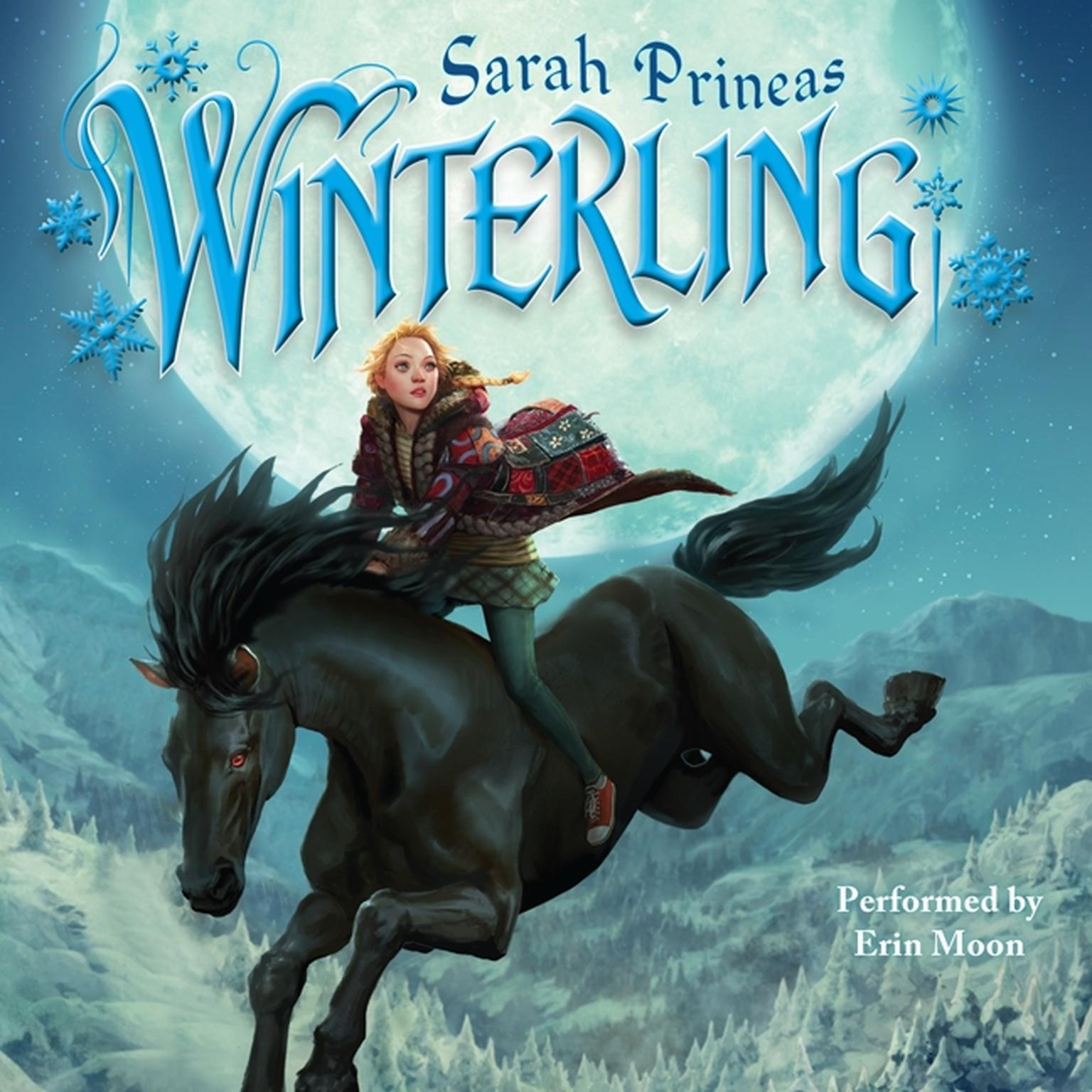 Printable Winterling Audiobook Cover Art