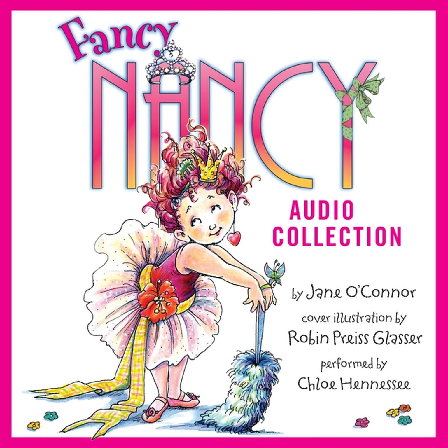 Printable The Fancy Nancy Audio Collection Audiobook Cover Art