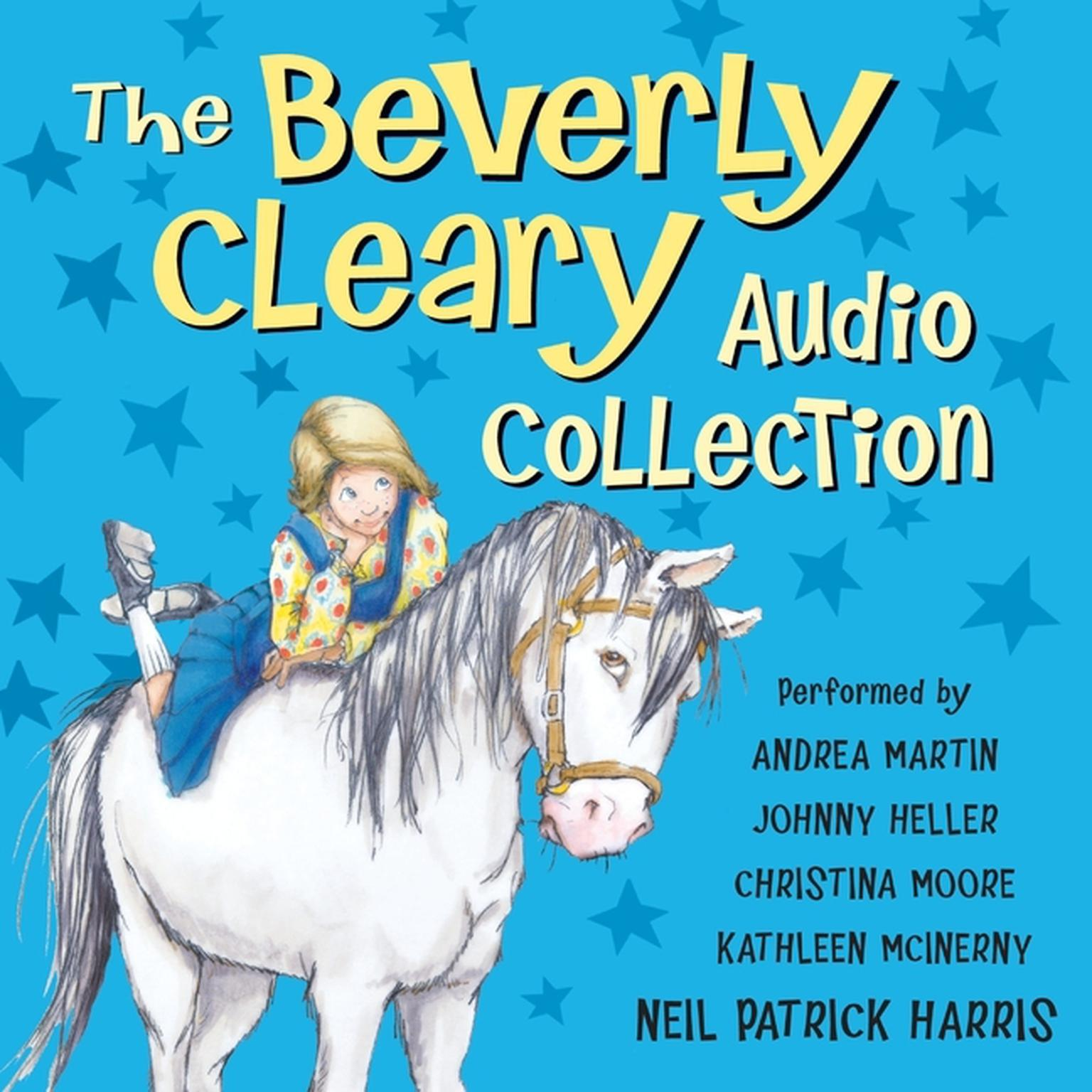 Printable The Beverly Cleary Audio Collection Audiobook Cover Art