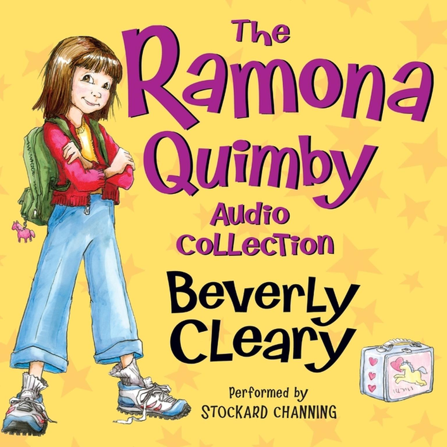 Printable The Ramona Quimby Audio Collection Audiobook Cover Art