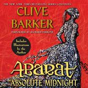 Abarat: Absolute Midnight Audiobook, by Clive Barker