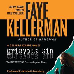 Grievous Sin Audiobook, by Faye Kellerman