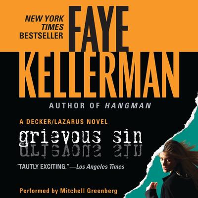 Grievous Sin Audiobook, by Faye Kellerman