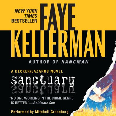 Sanctuary Audiobook, by Faye Kellerman