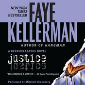 Justice, by Faye Kellerman