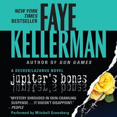 Jupiters Bones: A Decker/Lazarus Novel Audiobook, by