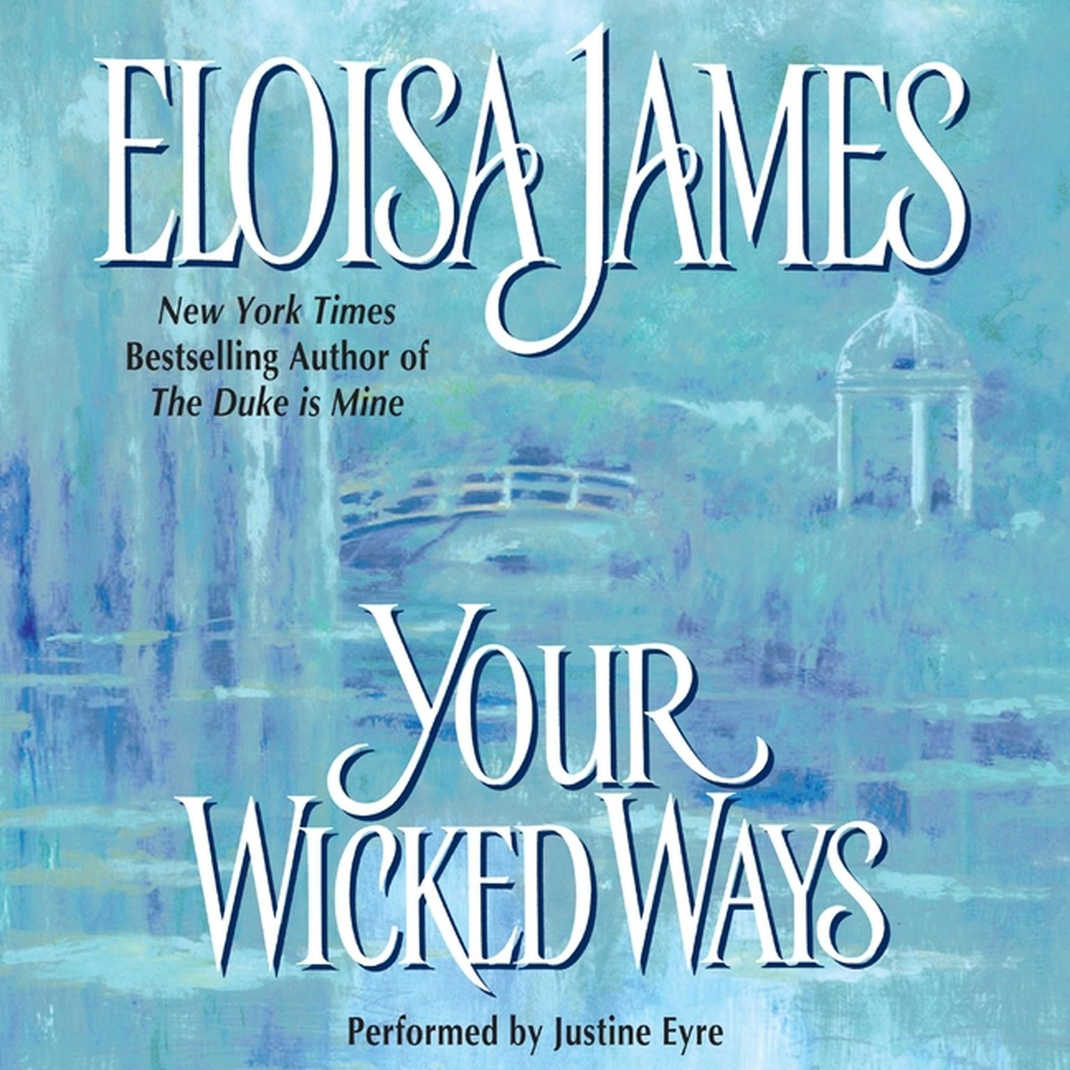 Printable Your Wicked Ways Audiobook Cover Art
