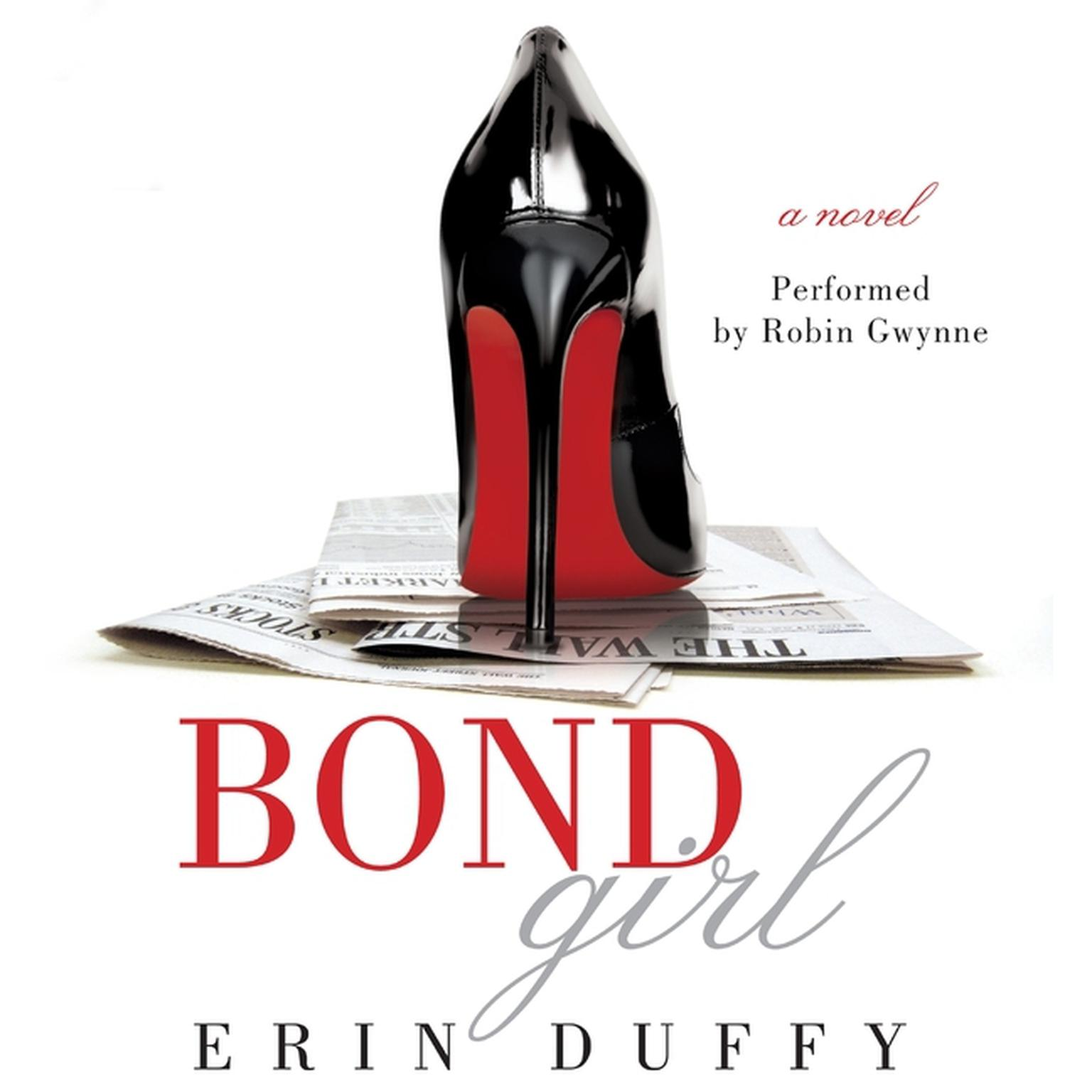 Printable Bond Girl: A Novel Audiobook Cover Art
